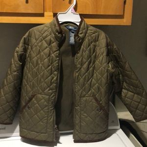 Polo Ralph Lauren quilted boys jacket
